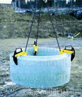 Dispozitive manevrare camine beton