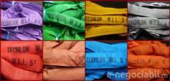 Chinga textila de ridicare